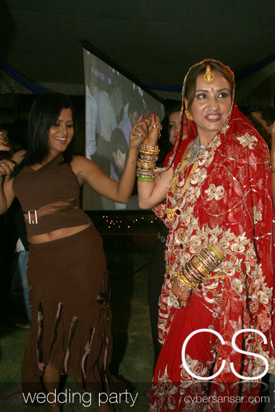Rekha Thapa wedding pictures
